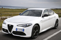 Alfa Romeo Giulia 2.2 D 190 Business